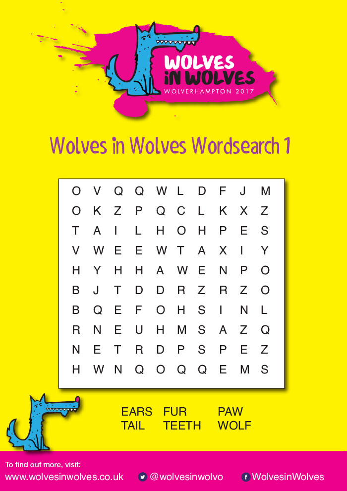 Wordsearch 1